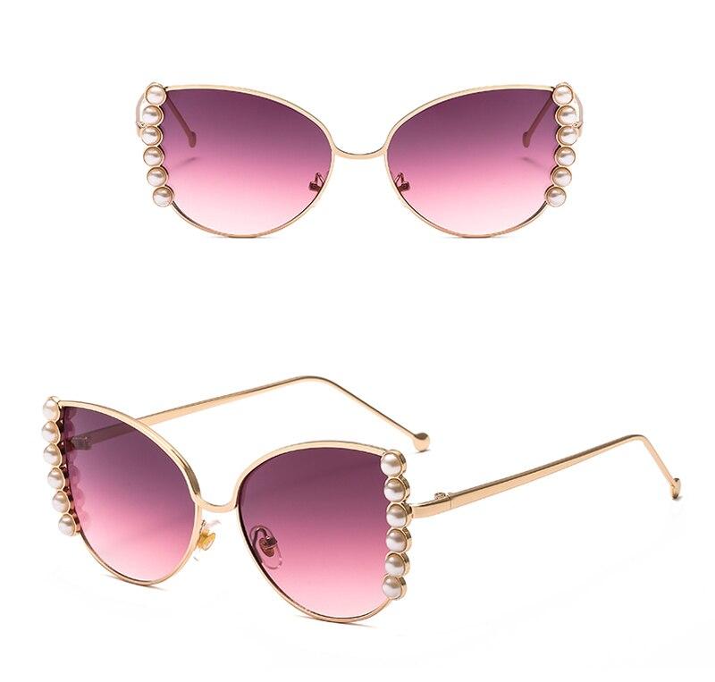 2019 Pearl Sunglasses Women Luxury detail (7)