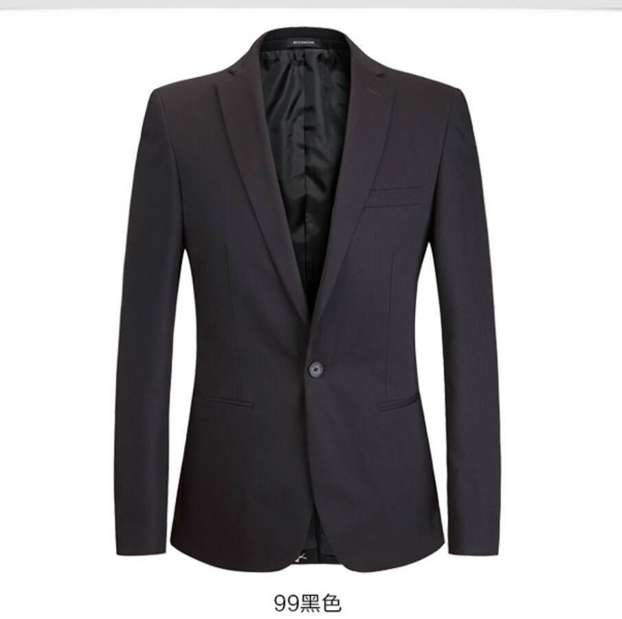 Le Formelles Veste Costume Meilleur Manteau Occasions Qualité Casual Homme Hommes Mariage Marié De Business Noir Simple wACwHq0