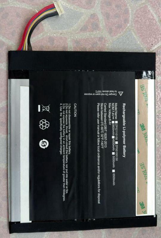 Magic cube i9 tablette PC batterie 2877167 7.6V5000mAh38Wh batterie 12.2 pouces - 2
