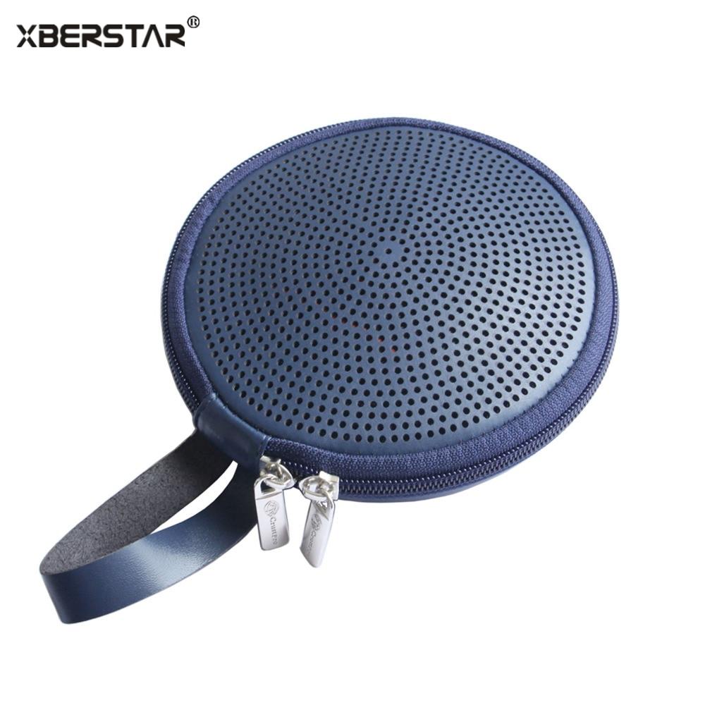 Portable Travel Carry PU EVA hard Case for Logitech UE ROLL Ultimate Ears 360/UE ROLL 2 Speaker Bag Holder Zipper Pouch 2017 New