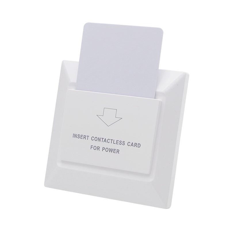 Купить с кэшбэком hiread Wall Access Control Energy Saving With 125KHz ID Card Like TK4100/T5577/EM4305 for Hotel Room electronic induction switch
