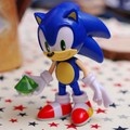Sonic Nendoroid #214 Q Version Sonic The Hedgehog Mobile Action Figure Toys Collection Christmas Toy Doll