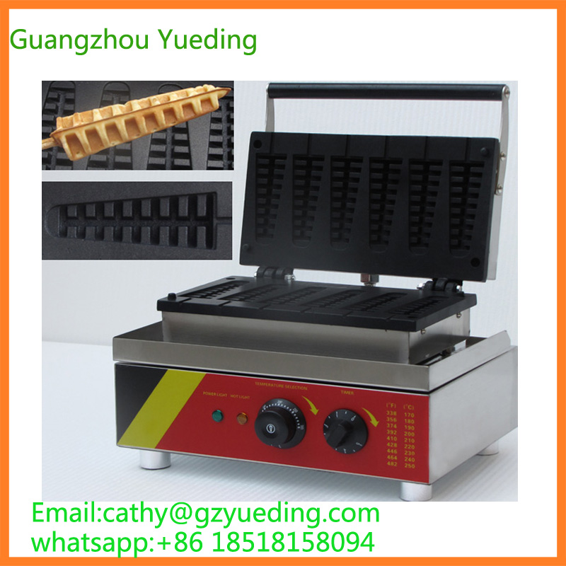 Commercial waffle machine/rectangle waffle maker/waffle maker vibration type pneumatic sanding machine rectangle grinding machine sand vibration machine polishing machine 70x100mm