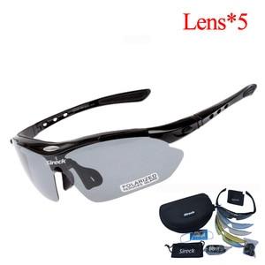 Sireck الاستقطاب نظارة شمس رياضية الصيد نظارات نظارات الرجال النساء UV400 في الهواء الطلق تسلق التنزه نظارات الدراجات نظارات شمسية