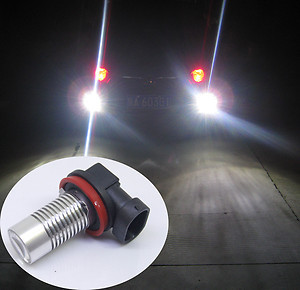 2X H11 Cree Q5 5W LED CAR FOG Light ford focus 2 3 kuga 2013 2005 2012 - Kevin Martin's Electronic Technology CO.,LTD store