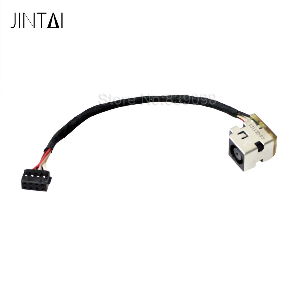 100% NEW JINTAI DC POWER JACK SOCKET CONNECTOR W/ CABLE FOR HP ProBook 440 450 455 G1 710431-SD1 710431-FD1 wzsm new dc jack power port socket connector for asus zenbook ux21a ux31a ux32a ux42vs ux52vs