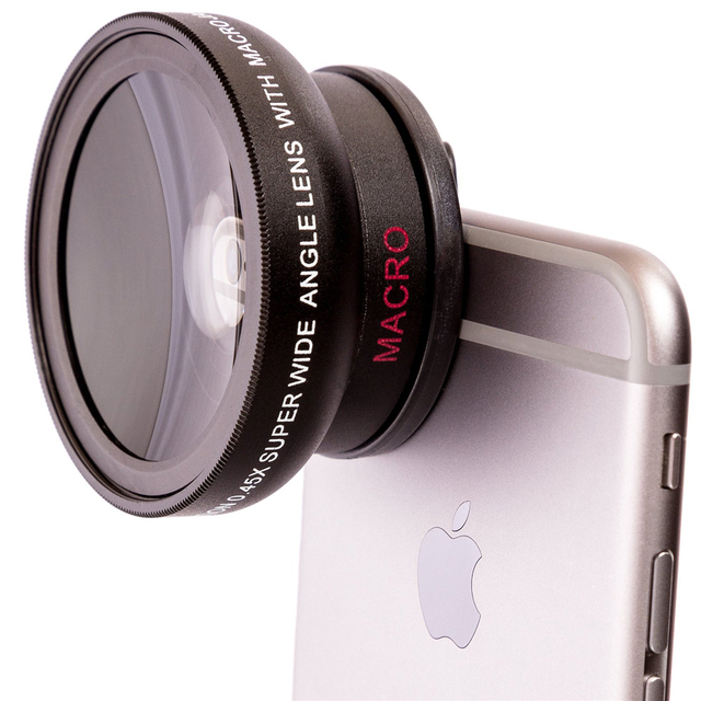 Pro DSLR Lens For iPhone