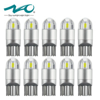 New Arrival 10x T10 LED 12V W5W Car Lamps For Osram Chip 168 194 Turn Side