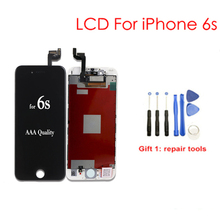 LCD Replacement for iPhone 6s screen replacement Digitizer Assembly 6S lcd display No Dead Pixel Wtih Gifts