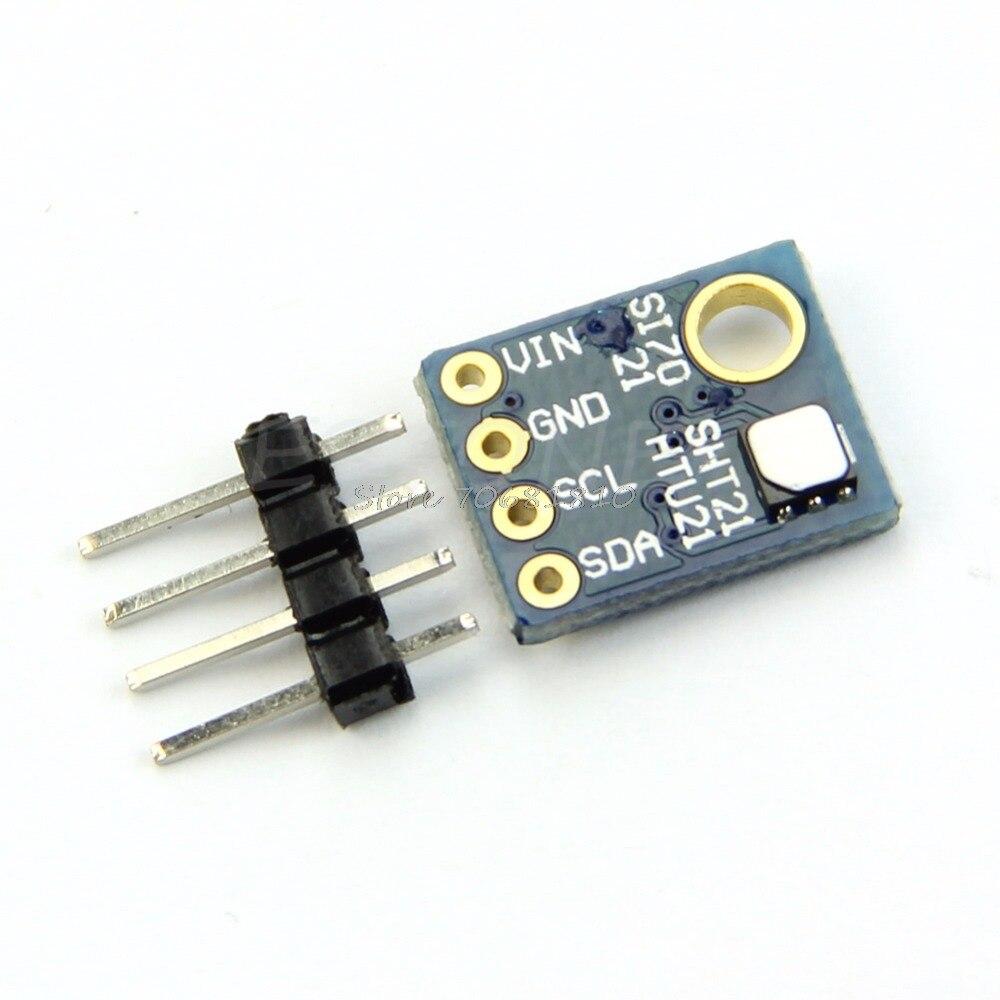 промышленные высокой точности si7021 датчик влажности с интерфейсом I2C # r179t # прямая доставка