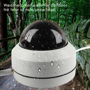 Image 3 - CTVMAN güvenlik PTZ kameralar Dome Pan/Tilt/Zoom 3X kamera Wifi açık ağ kablosuz PTZ IP kamera 1080P P2P Mini Wi fi kamera