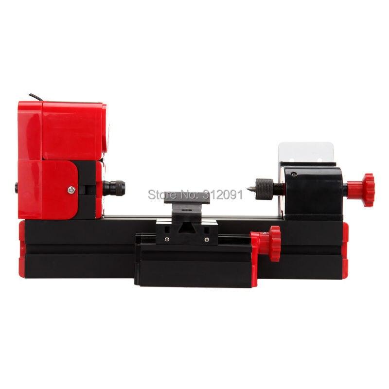 6 In 1 Holz Metall Drehmaschine Fräsen Bohren Maschine für modell didactical DIY, kunst zu machen projekt