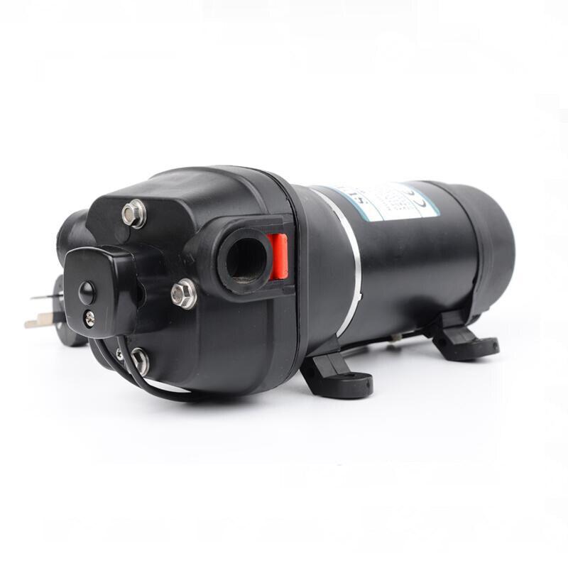 FL-43 110 В 220 В полностью автоматический бытовой переключатель давления самовсасывающий мембранный насос, большой поток сливной насос 180 Вт