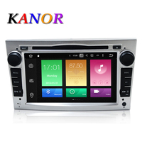 Eight Core RAM 2G ROM 64G Android 6 0 Car DVD Video Player For Opel Astra