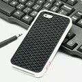 Moda casos para iphone 7 borracha macia silicone sapato waffle único 7 plus capa square sapatos vans sole para iphone 6 6 plus case