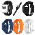 Силиконовый спортивный Браслет ремешок для гольфа Бадди голоса/голоса 2 GPS говорящий аудио дальномер часы ремешок держатель