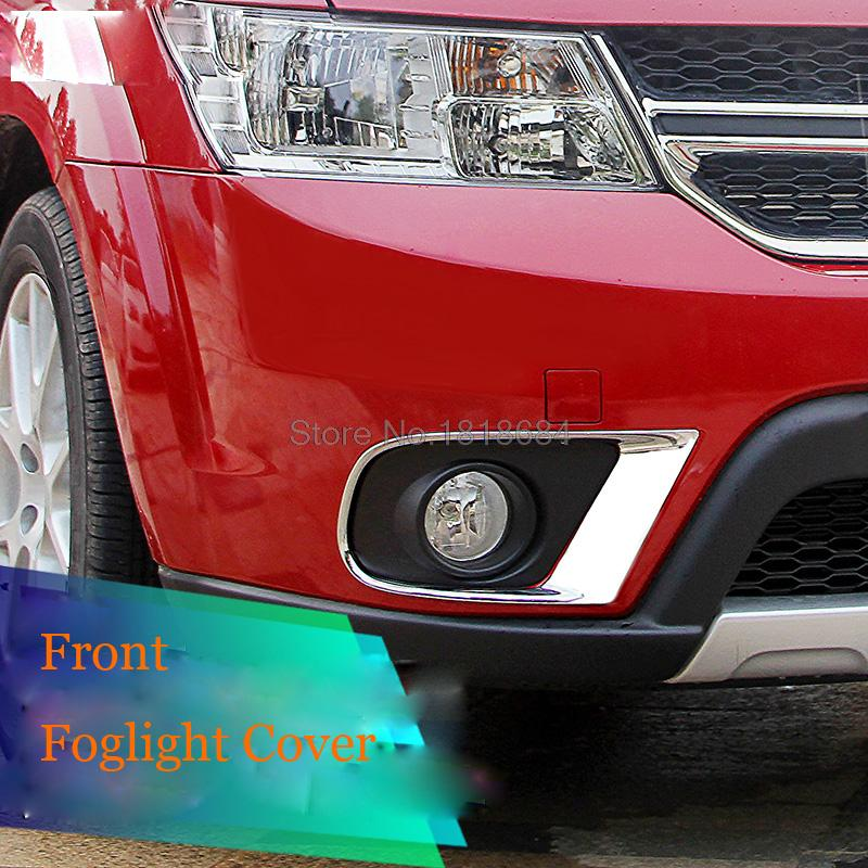For Dodge Journey 2013 2014 ABS Chrome Plated Front