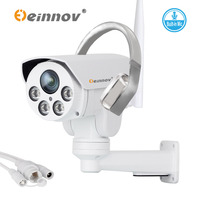 PTZ Wifi 960P HD 2 8 12mm Lens 4X Zoom IP Camera CCTV Security Video Network