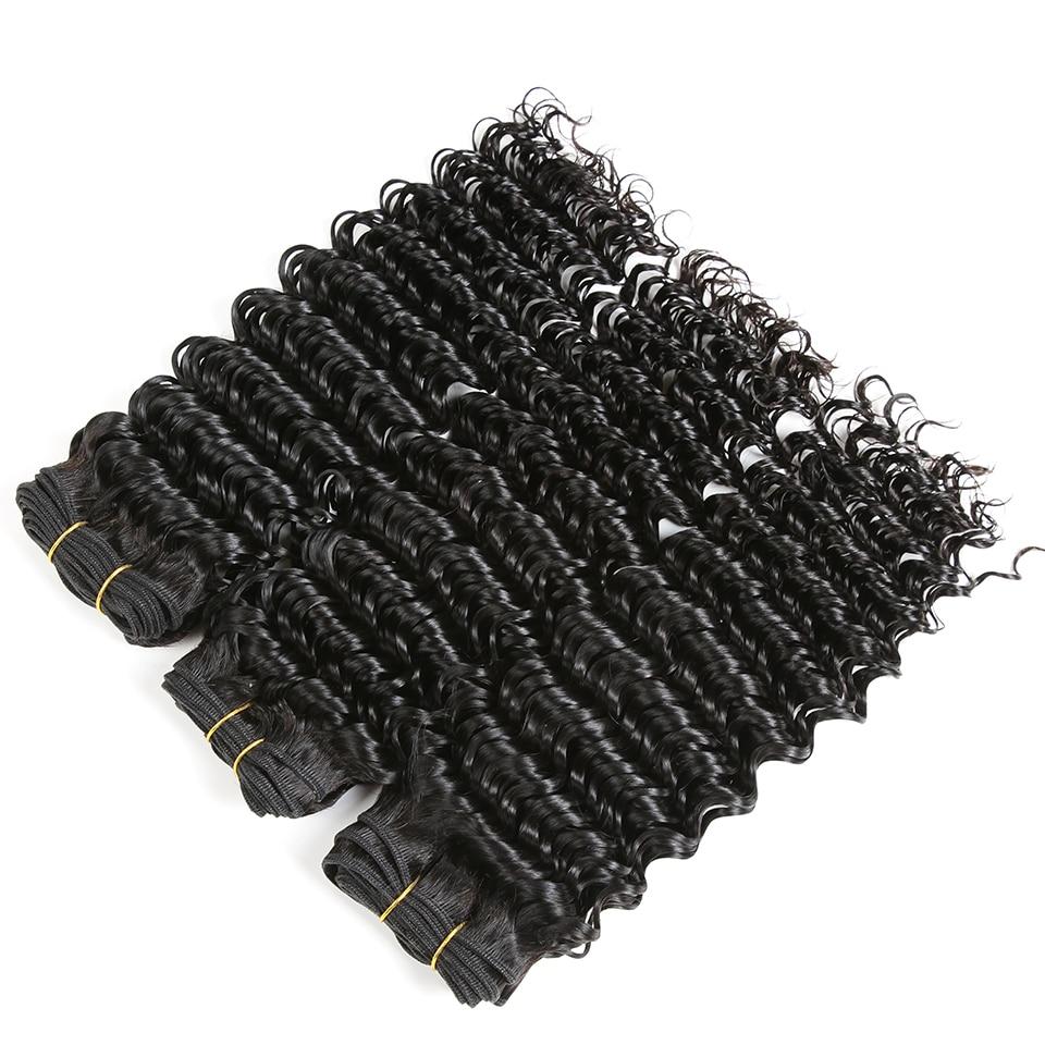 Karizma Βραζιλιάνικες τρίχες βαμβακερών - Ανθρώπινα μαλλιά (για μαύρο) - Φωτογραφία 3