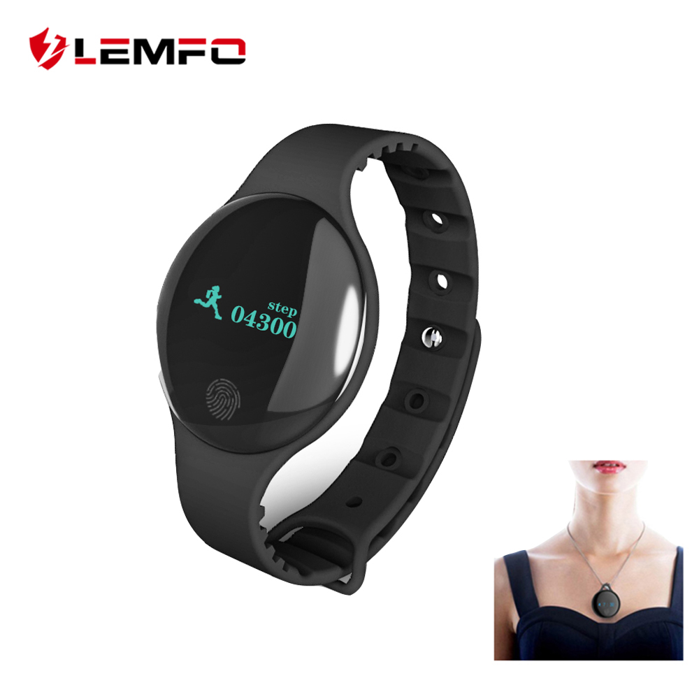 LEMFO 2018 Smart Watch Women Sport Waterproof Replaceable Wristband Smart Bracelet Band Pedometer Compatible Android IOS System