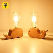 купить Nordic Wood Table Lights Carving Wood LED Table Lamp Bedroom Bedside Desk Lamp Living Room Study Desk Lights Lighting Decoration по цене 2282.2 рублей