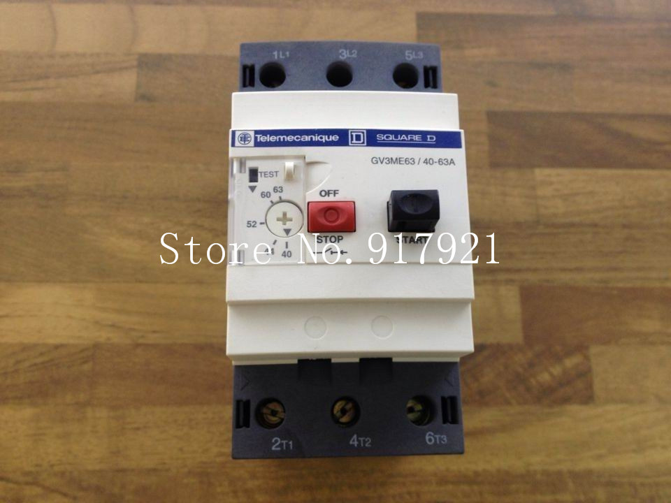 [ZOB] France original GV3ME63 /40-63A air switch motor protection products to ensure genuine