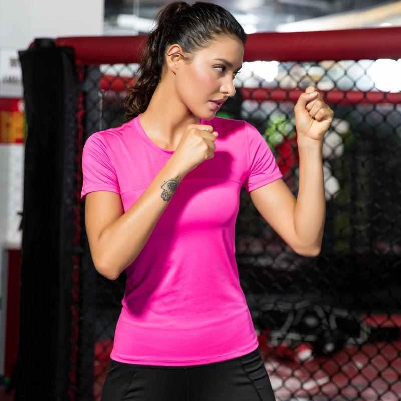 2019 Womens Yoga Tops Quick Dry Fitness Sports Sleeveless T Shirt Solid Gym Running Tops Slim Yoga Shirt black fitness clothing