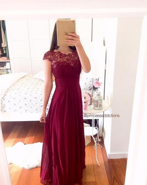 Eleganta Aftonklänningar Ny Gratis Frakt EP09993 Svart Spets Open - Särskilda tillfällen klänningar - Foto 3
