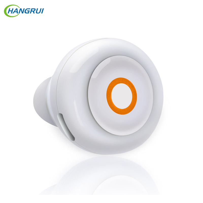 HANGRUI V6 Mini wireless headphones bluetooth earphone Stereo Music Earplug Handsfree Headset with Mic For xiaomi Smartphone remax 2 in1 mini bluetooth 4 0 headphones usb car charger dock wireless car headset bluetooth earphone for iphone 7 6s android