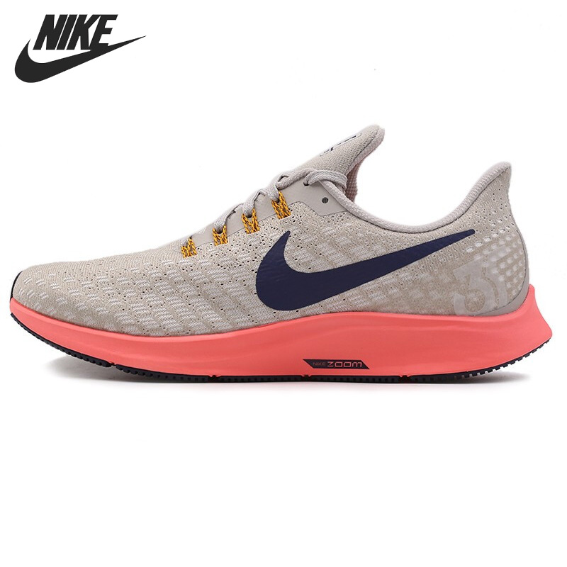 the latest e5315 7a33e US $70.0 30% OFF|Original New Arrival 2019 NIKE AIR ZOOM PEGASUS 35 Men's  Running Shoes Sneakers-in Running Shoes from Sports & Entertainment on ...