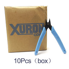 10PCS Cutting Pliers Nippers Hand Tools Practical Electrical Wire Cable Cutters Side Snips Flush
