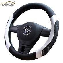 8d8982033 Top Qualidade tampa da roda de direcção Do Carro Quatro estações usar sport  Auto Car volante de Diâmetro 36