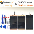 CUBOT Cheetah LCD Screen 100% Original Replacement Accessories LCD Display+Touch Screen  For CUBOT Cheetah Smartphone