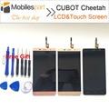CUBOT Chita Acessórios Tela LCD 100% Original Substituição Display LCD + Touch Screen Para CUBOT Chita Smartphone
