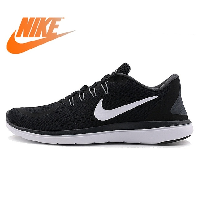 the best attitude f3a5c d21b0 2018 Original Nike FLEX RN hombres zapatos atletismo oficial resistente al  desgaste diario zapatos casuales zapatos