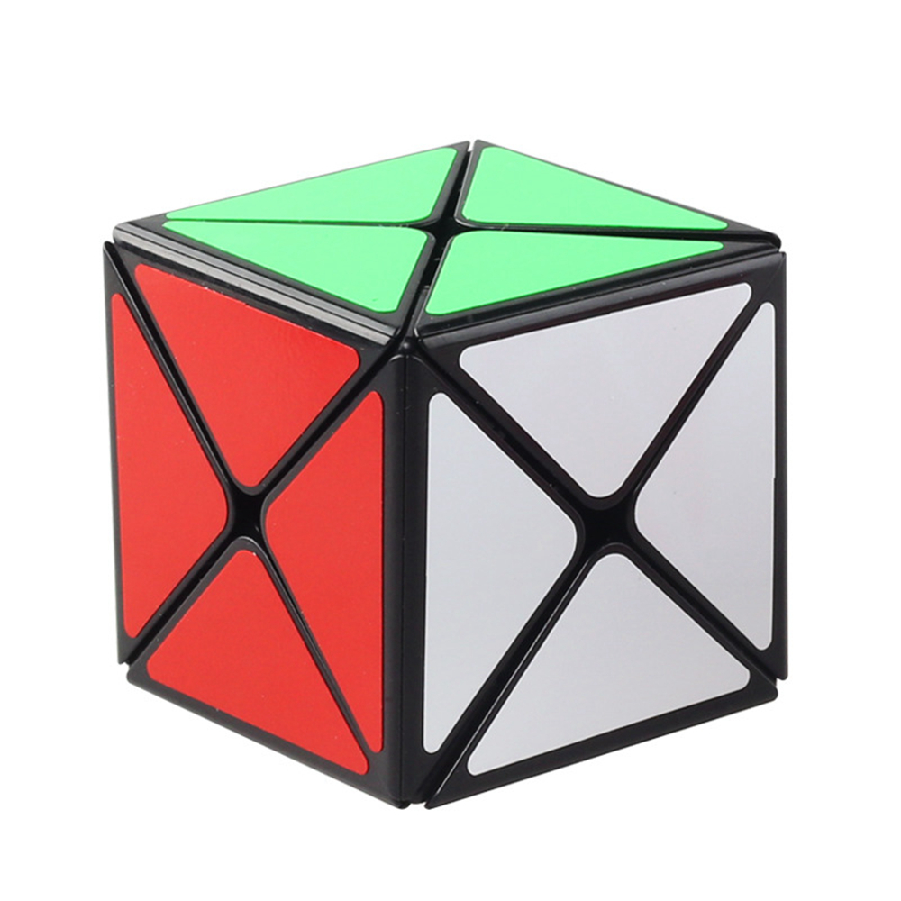 Babelemi Dino 3x3x3 Skew Magic Cube Speed Puzzle Educational Toys for Kids Child