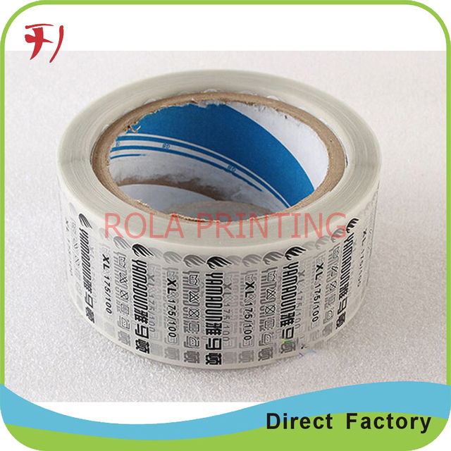 Permanent Adhesive Vinyl Sticker Printed Transparent Vinyl - Custom die cut vinyl stickers printing