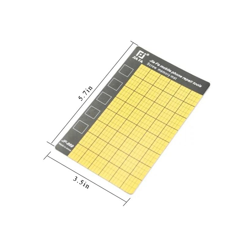 Új multitool mágneses csavaros szőnyeg mobiltelefon javító - Szerszámkészletek - Fénykép 3