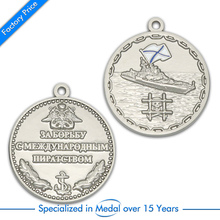 Custom Glory Award Medal Factory Price custom produce  metal 3D medals with you design