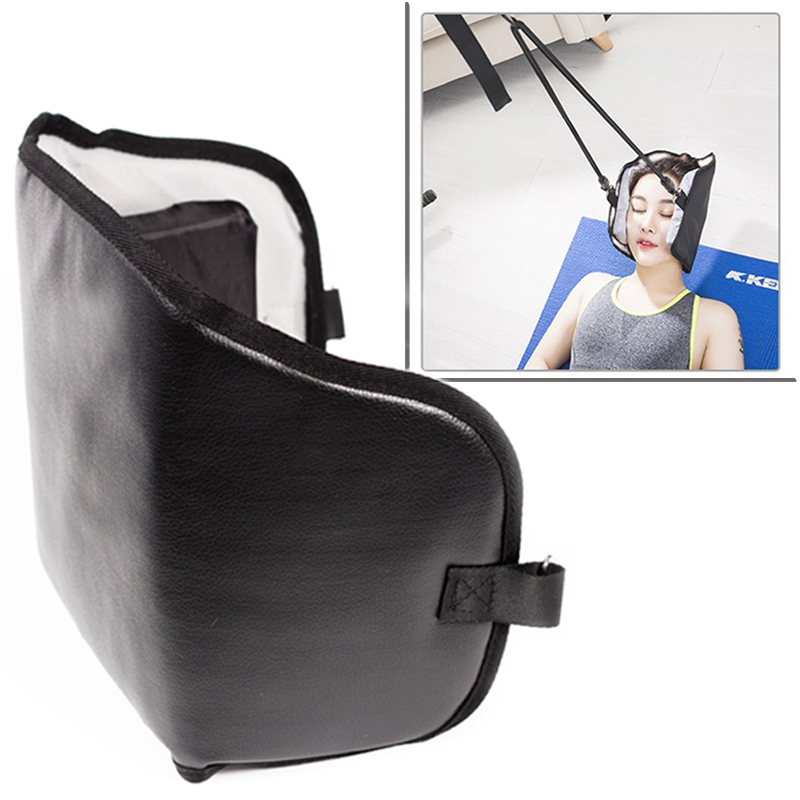 Massage & Relaxation 2019 Cervical Traction Device Massage Neck Pain Reliever Hammock Neck Massager For Nap Back Stretch Portable Pillow Cushion