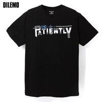 AB Boyutu Yeni Erkekler T Shirt Moda Askeri Tarzı Baskı Ince Fit Kısa Kollu T Gömlek Erkekler Pamuk Marka-Giyim Rahat Erkekler T-Shirt