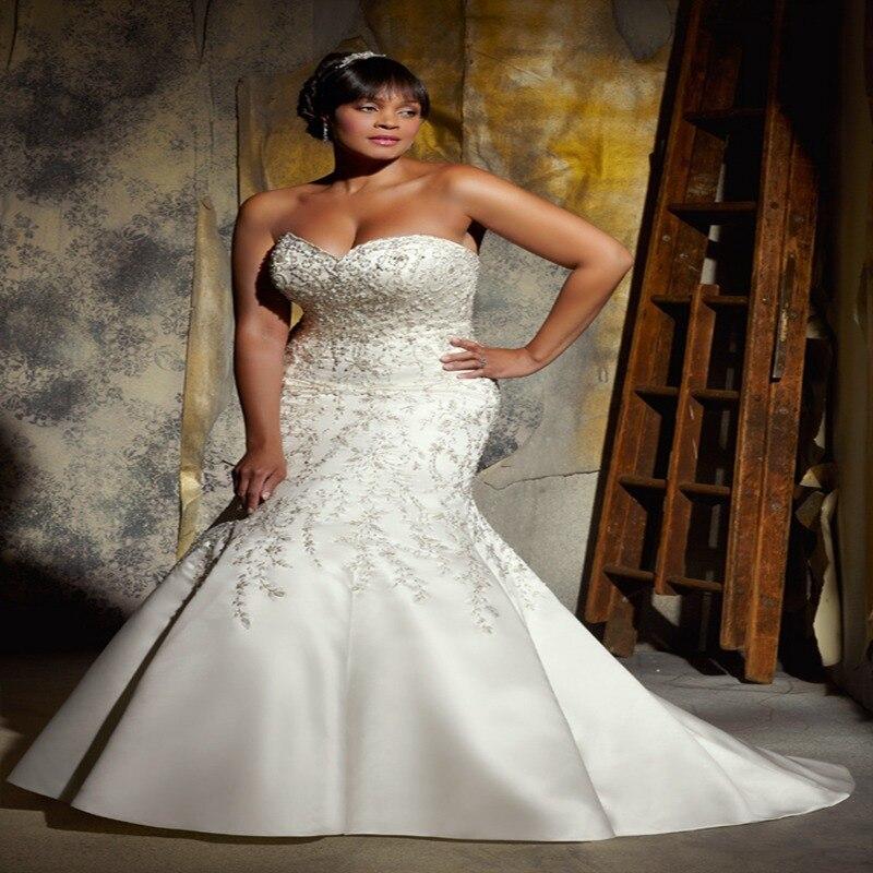 Vestidos De Novia 2016 Wedding Dresses Plus Size