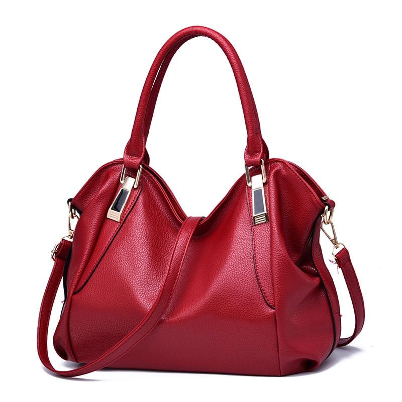 2017 Designer Women Handbags Ladies  Bolsa Feminine  Shoulder Crossbody Tote Bag With Large Capacity Women Office Purse