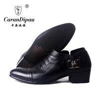2016 Fashion 100 Genuine Leather Men Dress Shoes Luxury Men S Business Casual Shoes Classic Gentleman