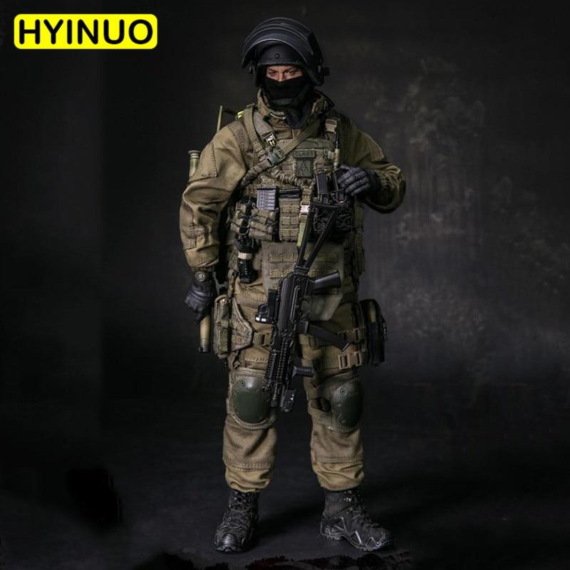 1/6 échelle M-035 britannique spécial Air Force Anti-terrorisme Brigade hommes militaire guerre vêtements ensemble de vêtements F 12