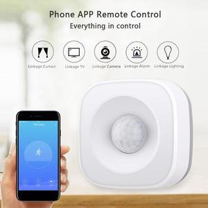 Image 4 - Wireless Smart Infrared Detector Home Security Burglar Alarm WIFI App Control Smart Home PIR Motion Detection Sensor Homekit