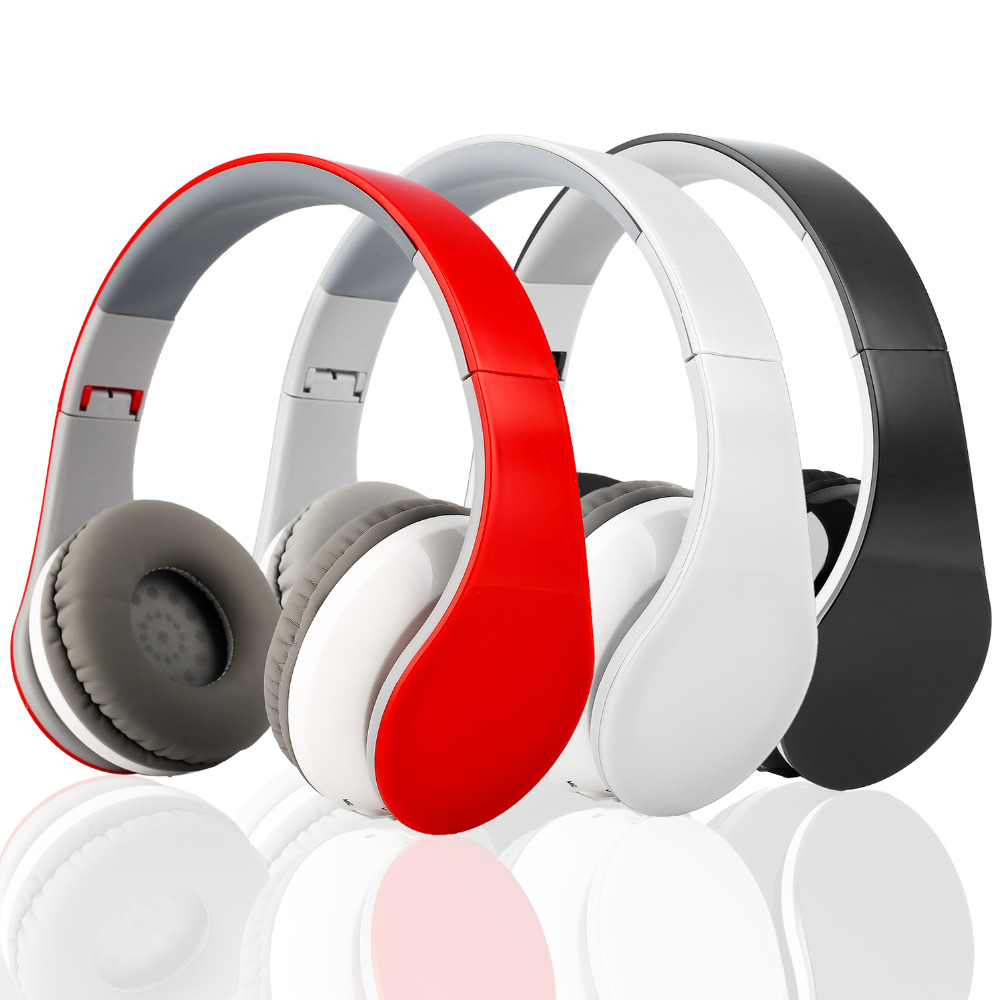 Bluetooth Headphones Cancelling Noise Best Headphone Wireless Stereo Bluetooth Earphone With Mic Support FM TF for Phones Music remax rb s6 neck hanging type sport headphones bluetooth v4 1 wireless hd stereo earphone music headphone with mic multi connect