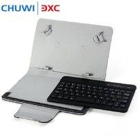 לchuwi Hi8 קייס מגן עור עם פונקצית דוכן מתקפל מקלדת Bluetooth מגע עדין ונוח על מכירת חמה