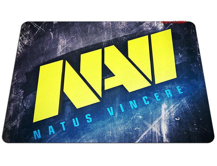 High-end navi mouse pad Speed mousepad laptop natus vincere mouse pad gear notbook computer gaming mouse pad gamer play mats
