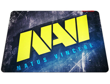 High end navi mouse pad Speed mousepad laptop natus vincere mouse pad gear notbook computer gaming